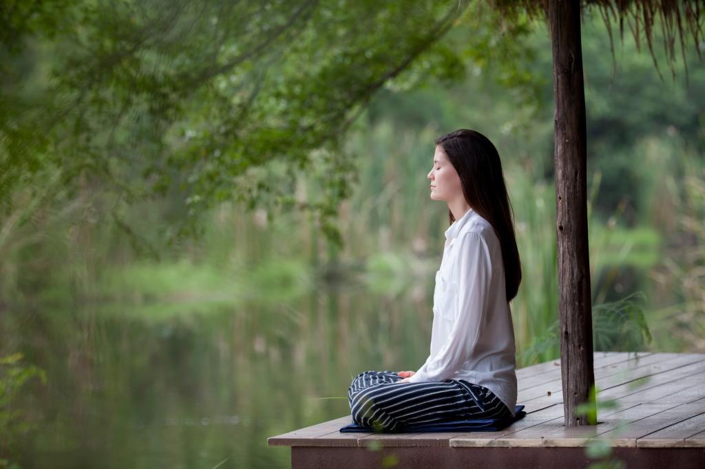 کاهش التهاب با یوگا