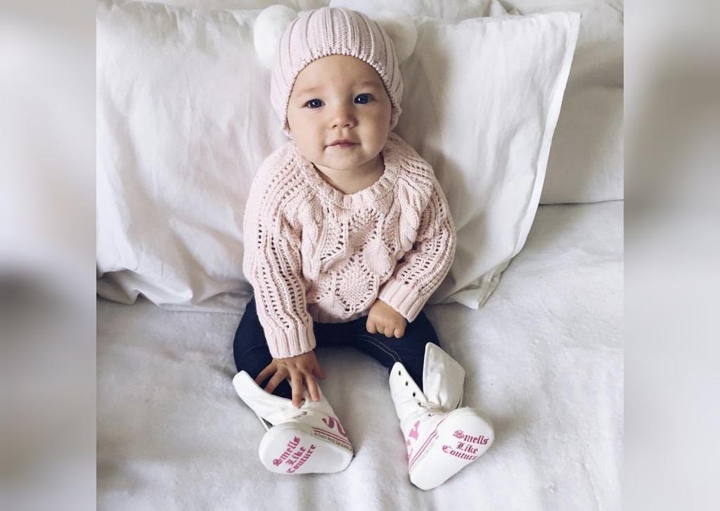 لباس بافتنی نوزاد پسرانه، کلاه و بلوز