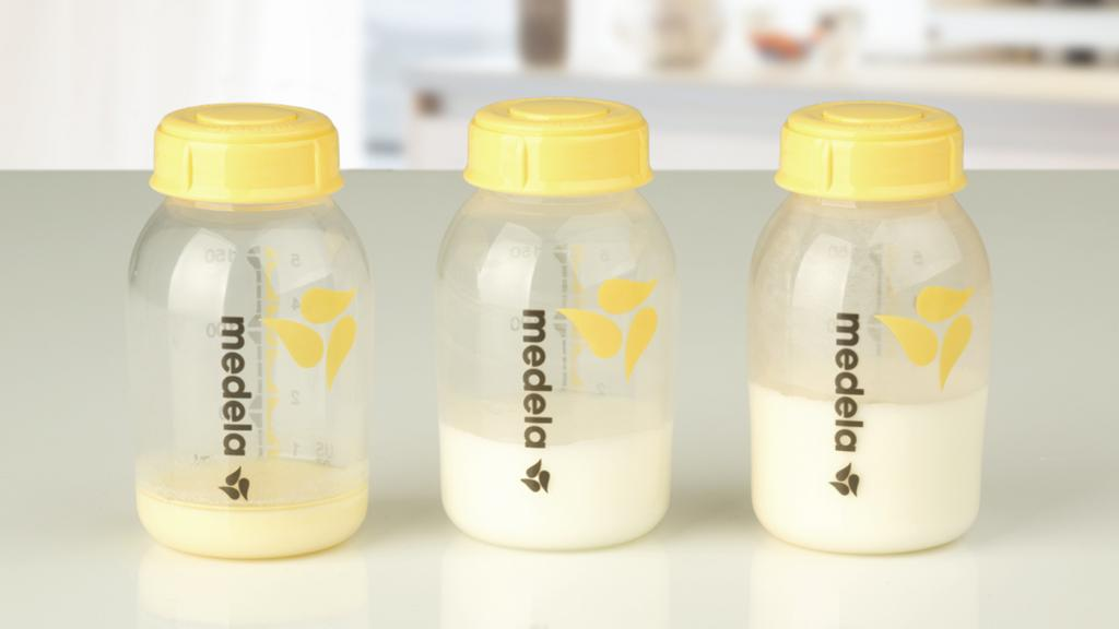 علت رقیق بودن شیر مادر چیست؟