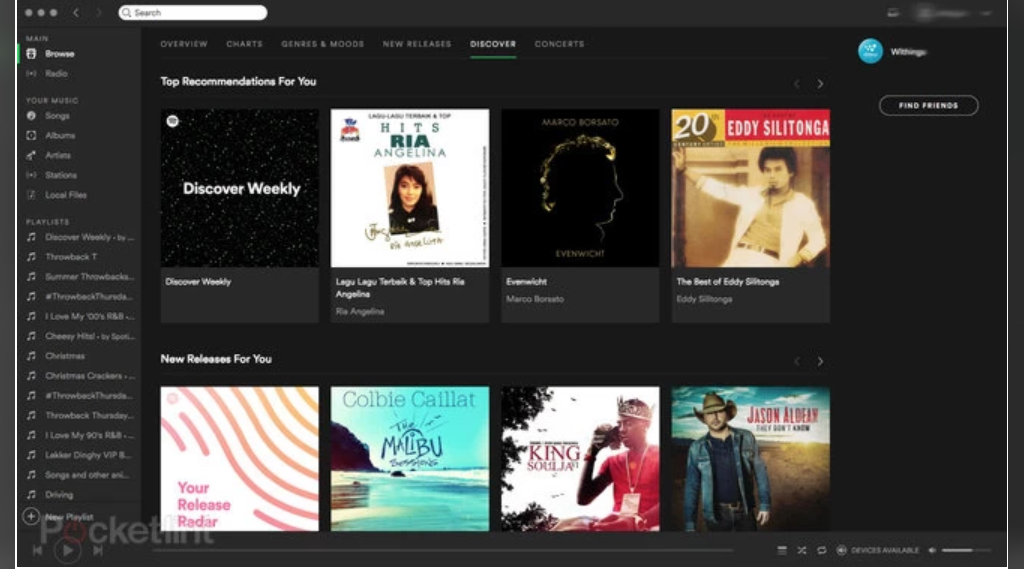 Spotify چطور کار میکند؟