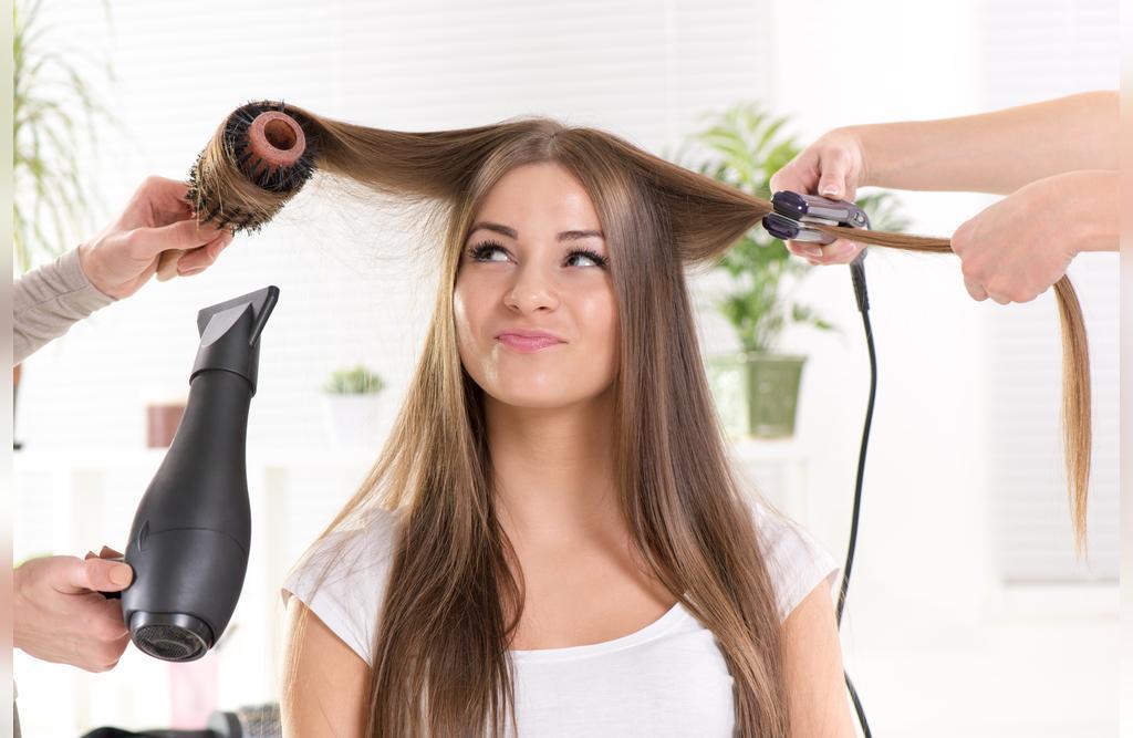 روش مراقبت از موها در طول پریود