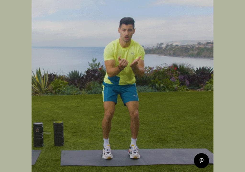 ورزش برای درد زانو ویدئو