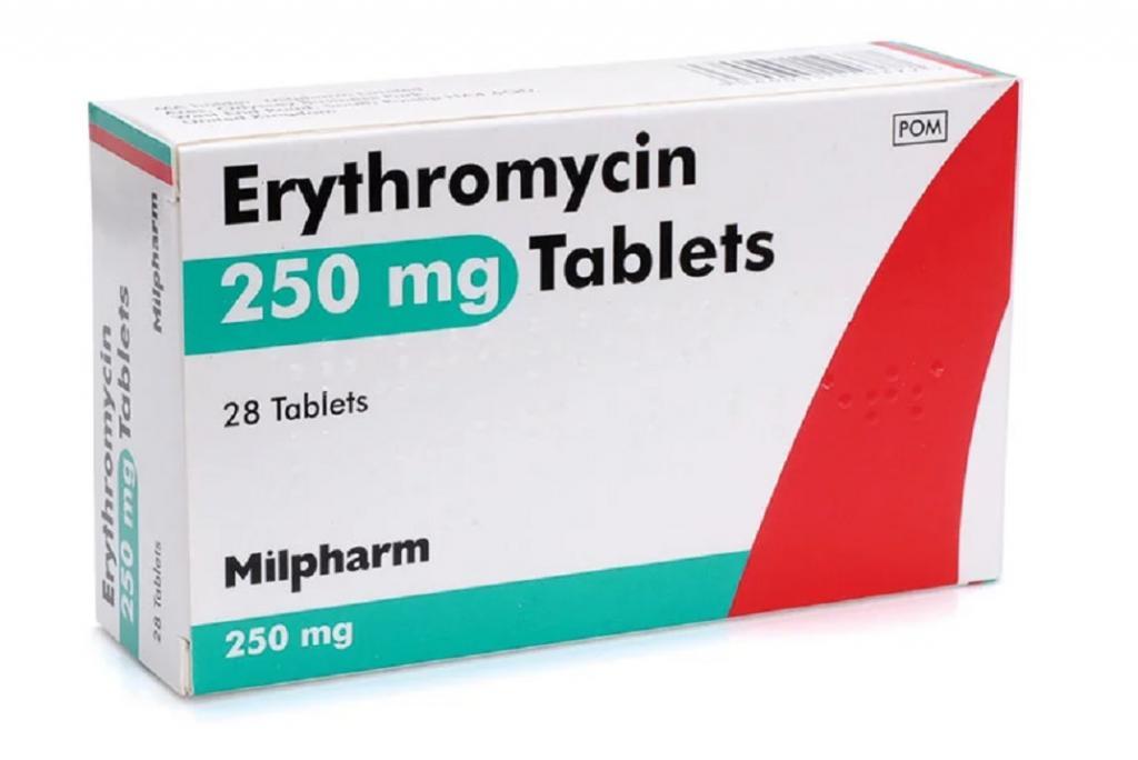 اقدامات احتیاطی قبل از مصرف اریترومایسین