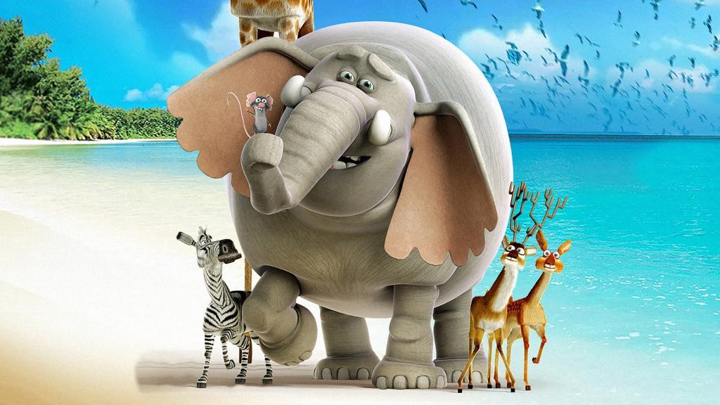 فیل و دوستانش برای کودکان