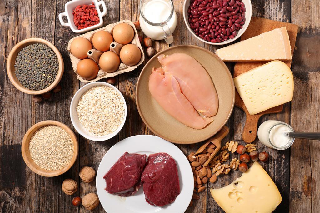تغذیه دوران بارداری | اهمیت مصرف پروتئین در دوران بارداری
