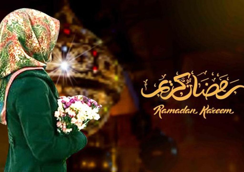 عکس پروفایل ماه رمضان دخترانه
