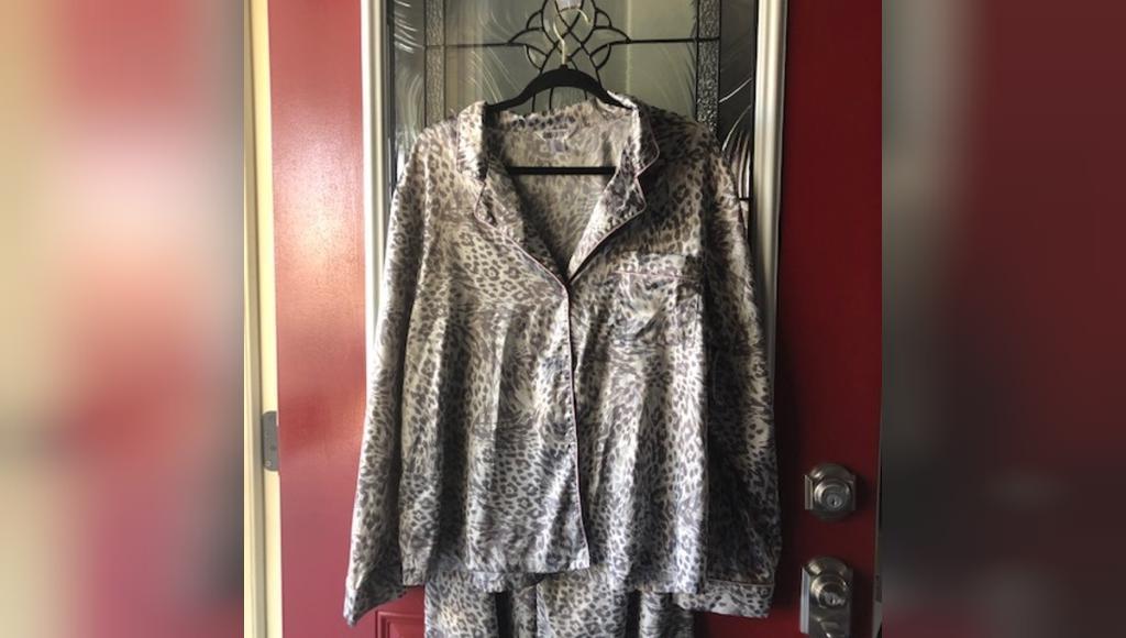 Plus Size JLO Pajamas جنیفر لوپز