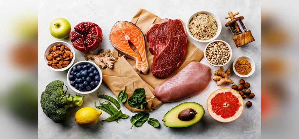 رژیم غذایی مناسب برای درمان کم خونی