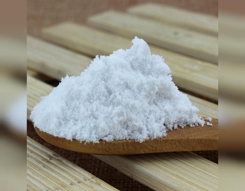 کاربردهای استفاده از زاج سفید
