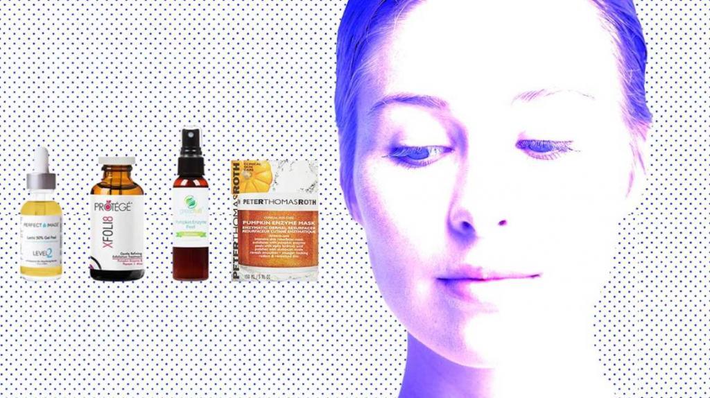 قرص های شیمیایی درمان پزشکی ترک پوست