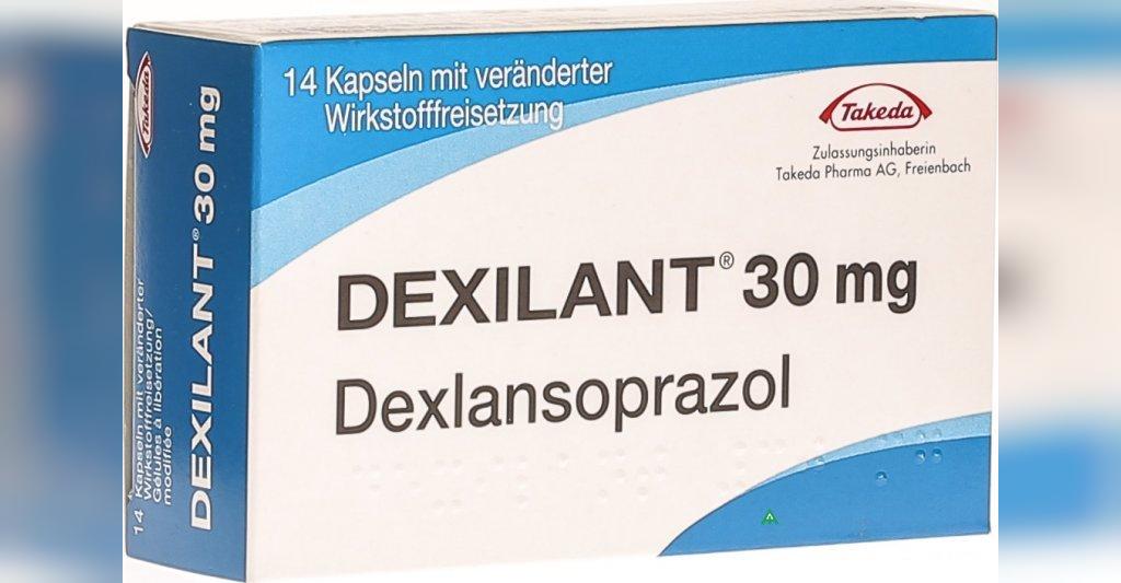 اطلاعات دارویی دکس لانسوپرازول