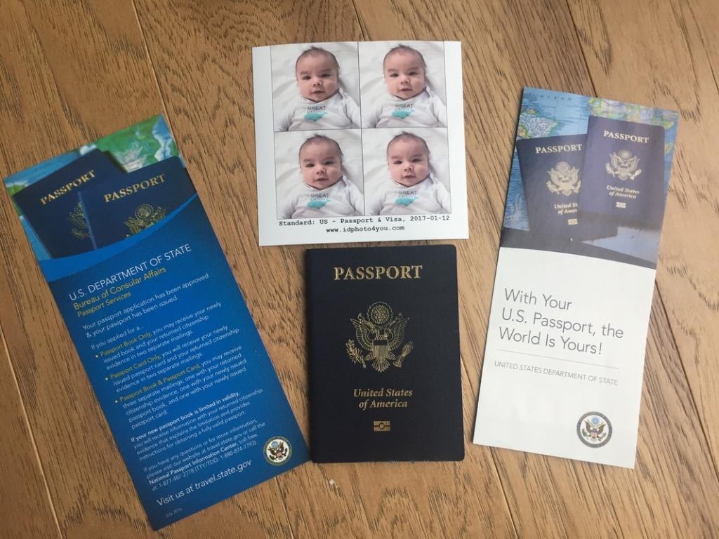 مدارک لازم برای گرفتن پاسپورت نوزادان