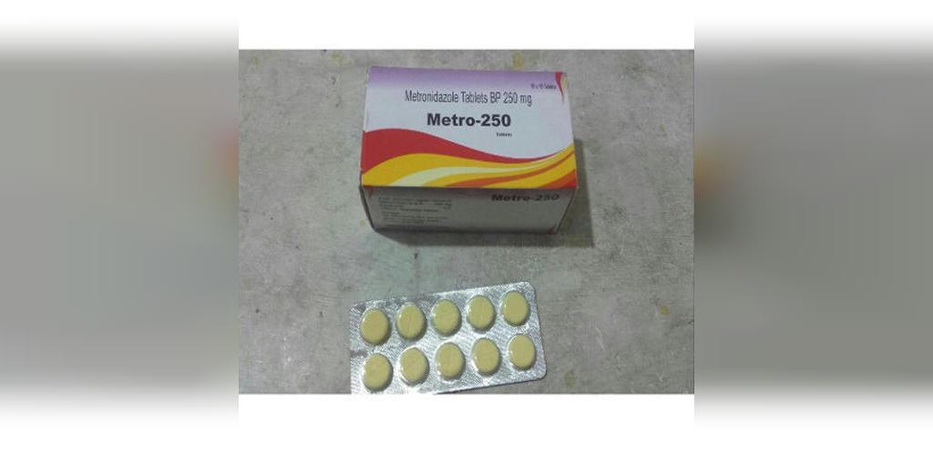 روش نگهداری، دوز و هشدارهای در رابطه با مترونیدازول