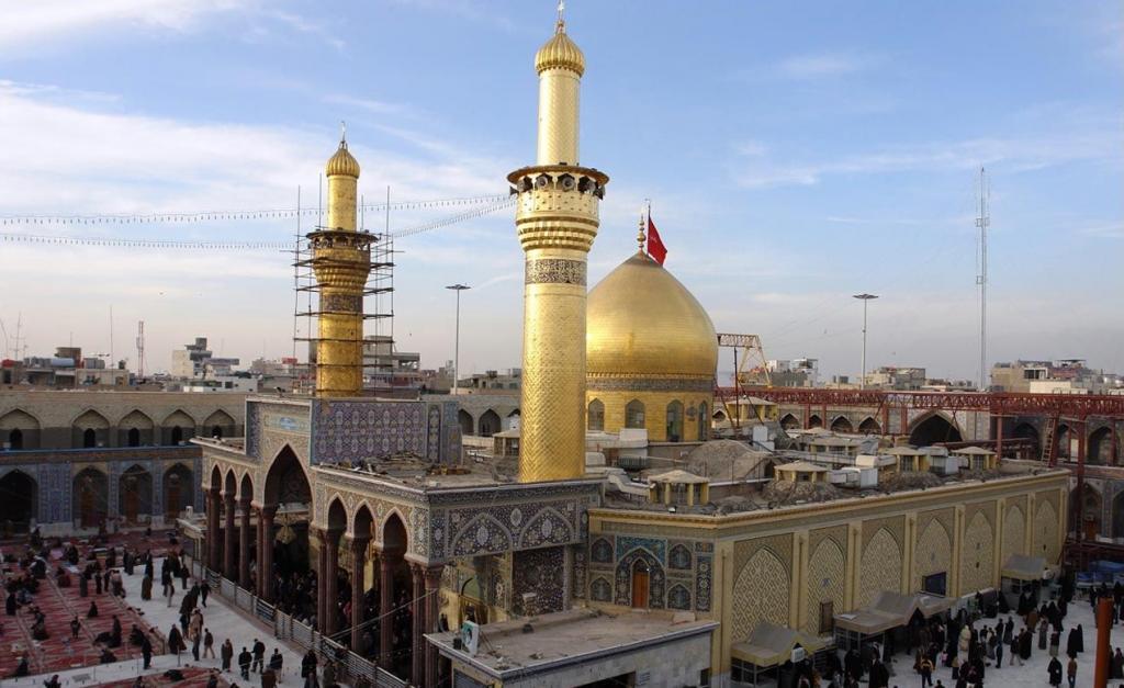 زیارت امام حسین در عرفه متن کامل