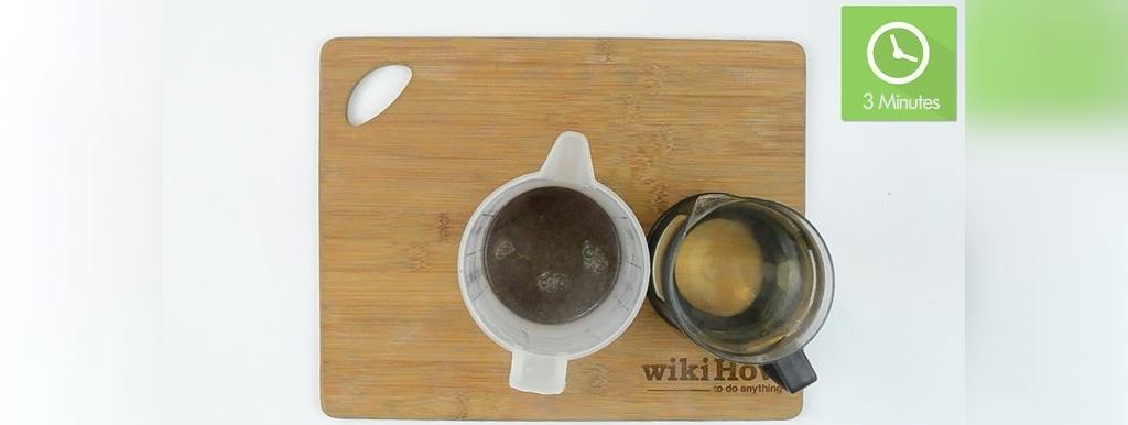 درست کردن قهوه در ماهی تابه