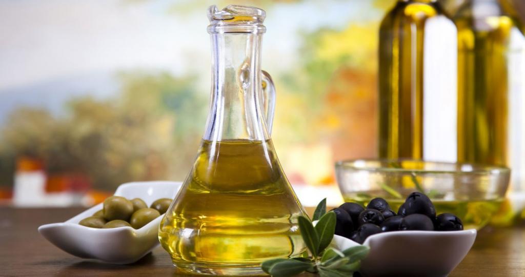 ترکیبات و ارزش غذایی روغن زیتون