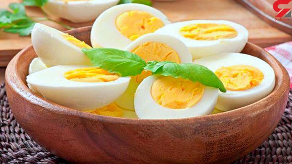 رژیم تخم مرغی برای لاغری سریع با 3 کیلو کاهش وزن در 3 روز