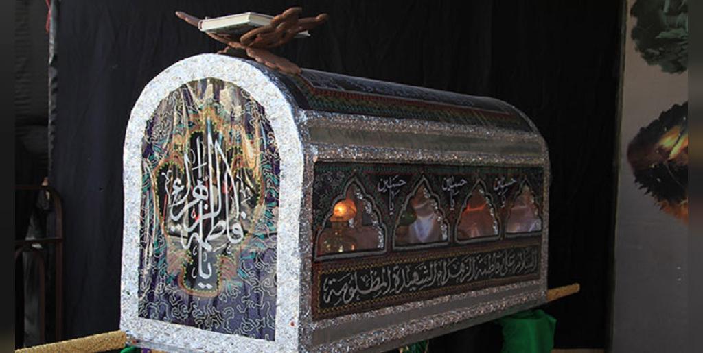 دلایل مخفی ماندن قبر حضرت فاطمه (س)
