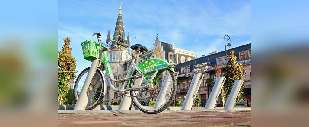 یک دوچرخه در باتومی اجاره کنید
