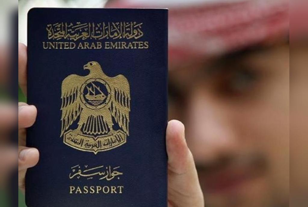 میزان اعتبار پاسپورت های عربی