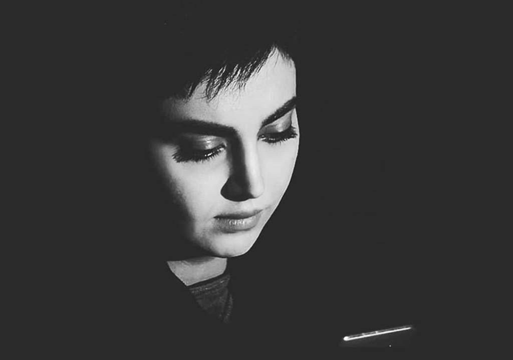مهشید جوادی بازیگر نقش مارال در آنام