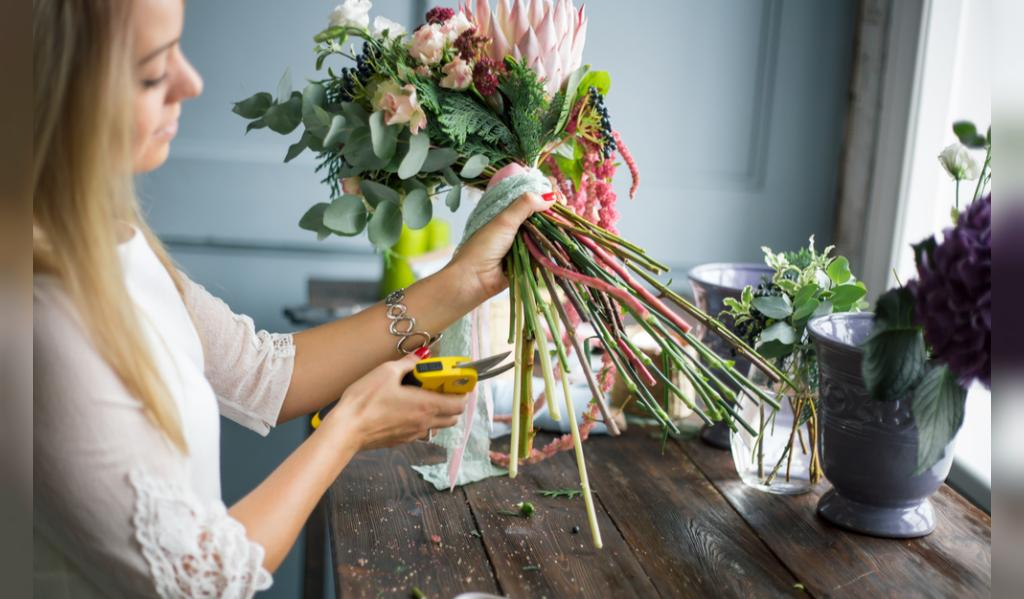 گل های خود را برای مدت طولانی تری با جوش شیرین زیبا نگه دارید