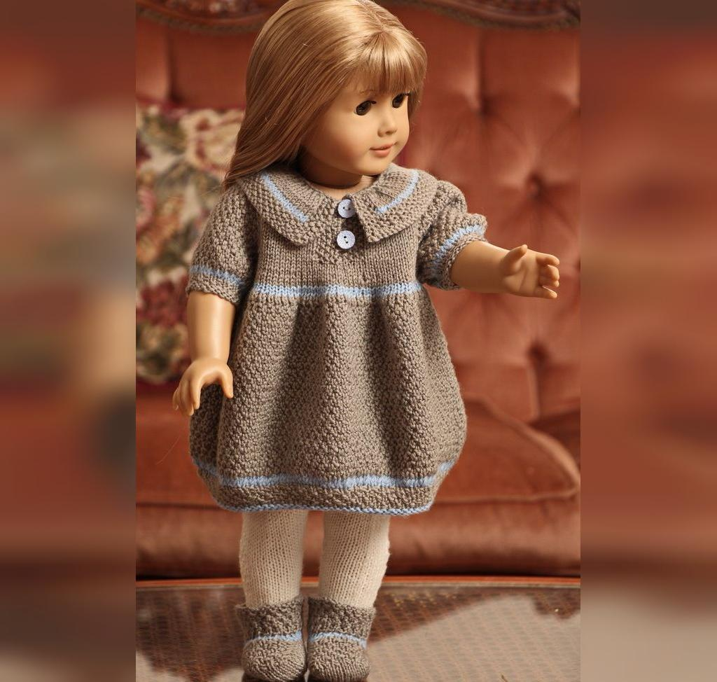 لباس بافتنی بچه گانه مدل سارافون
