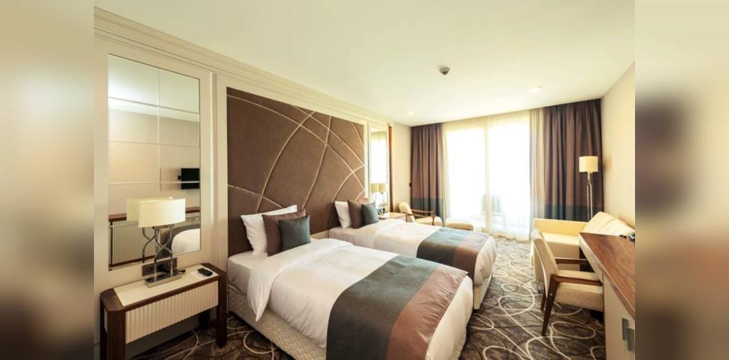 فرش از کثیف ترین وسایل در هتل ها