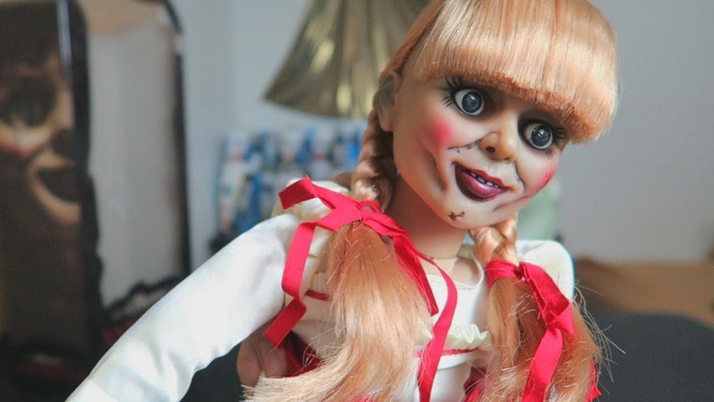 ماجرای عروسک آنابل
