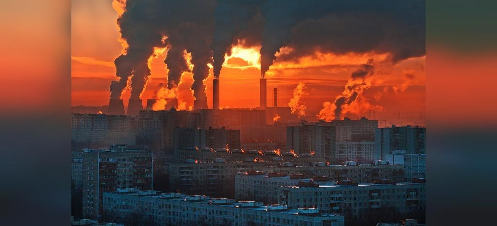 منابع تولید گازهای گلخانه ایی