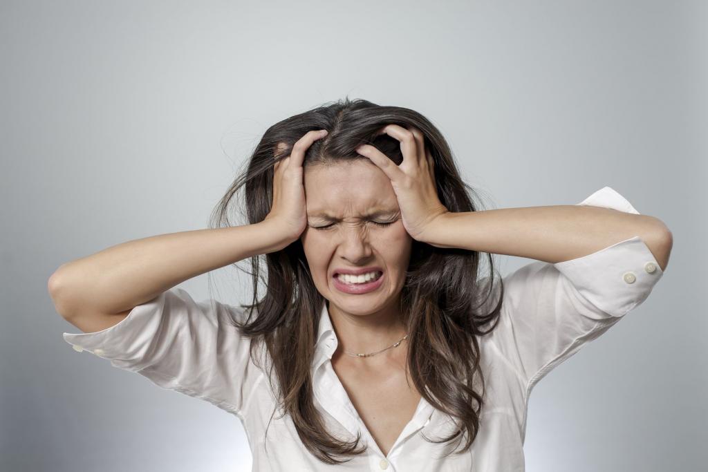 اثر استرس و اضطراب کوتاه مدت