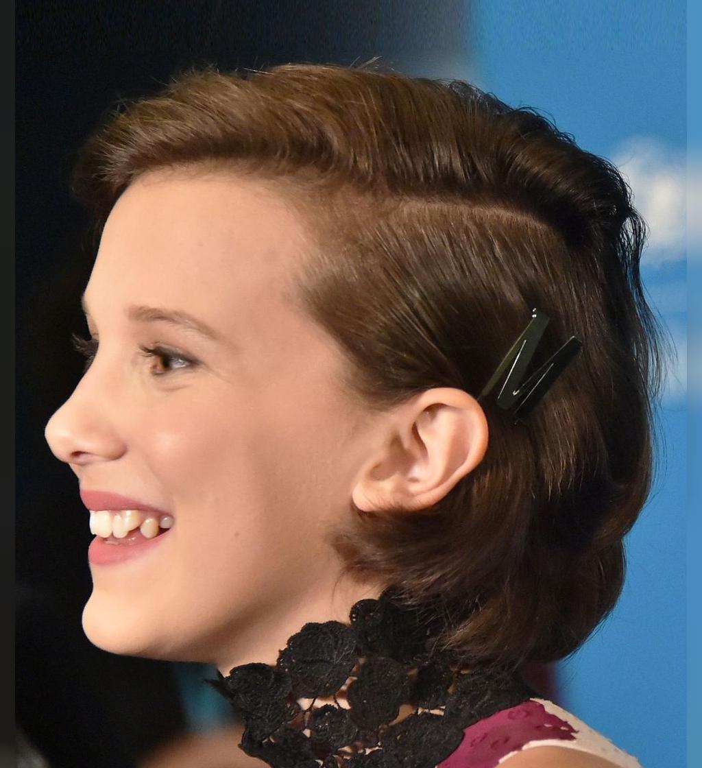 تزیین مو کوتاه دخترانه