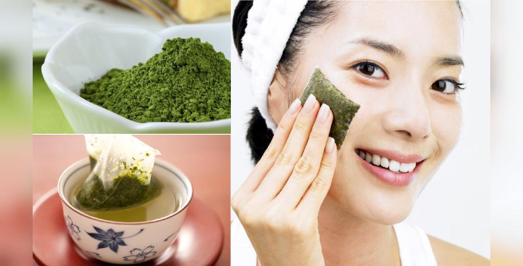 مزایای نوشیدن چای سبز برای پوست و جوش