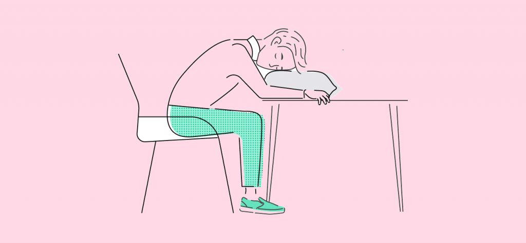 حرکات ساده برای درمان تنگی نفس