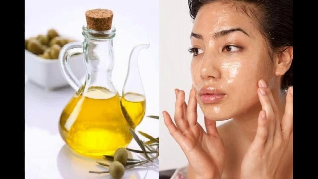 نحوه استفاده از روغن زیتون روی پوست
