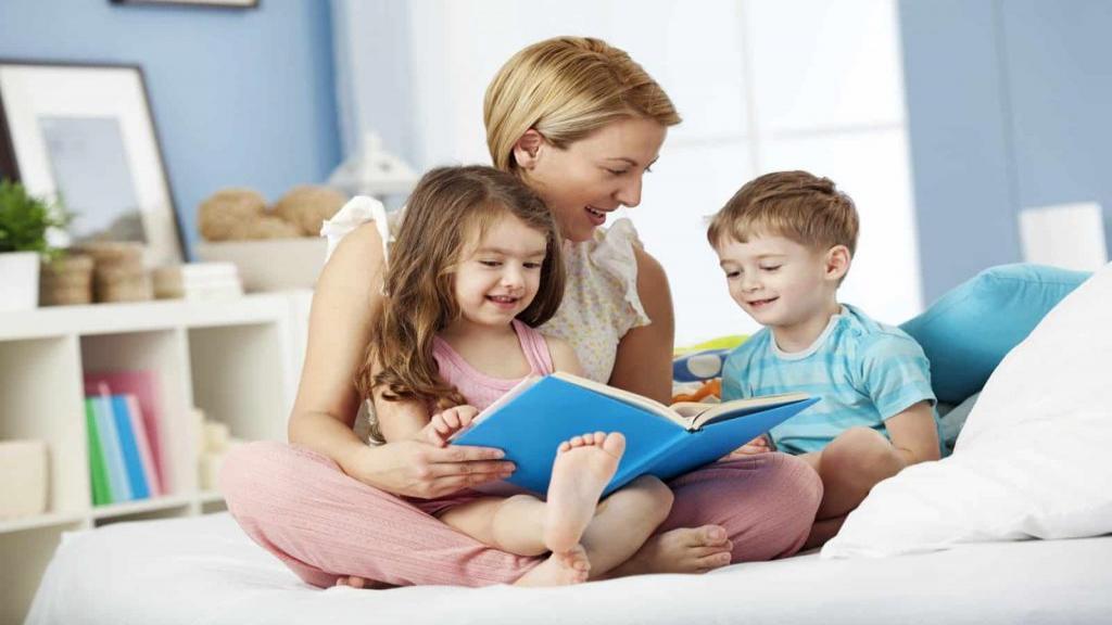 فواید خواندن کتاب برای کودکان + سن مناسب شروع کتابخوانی