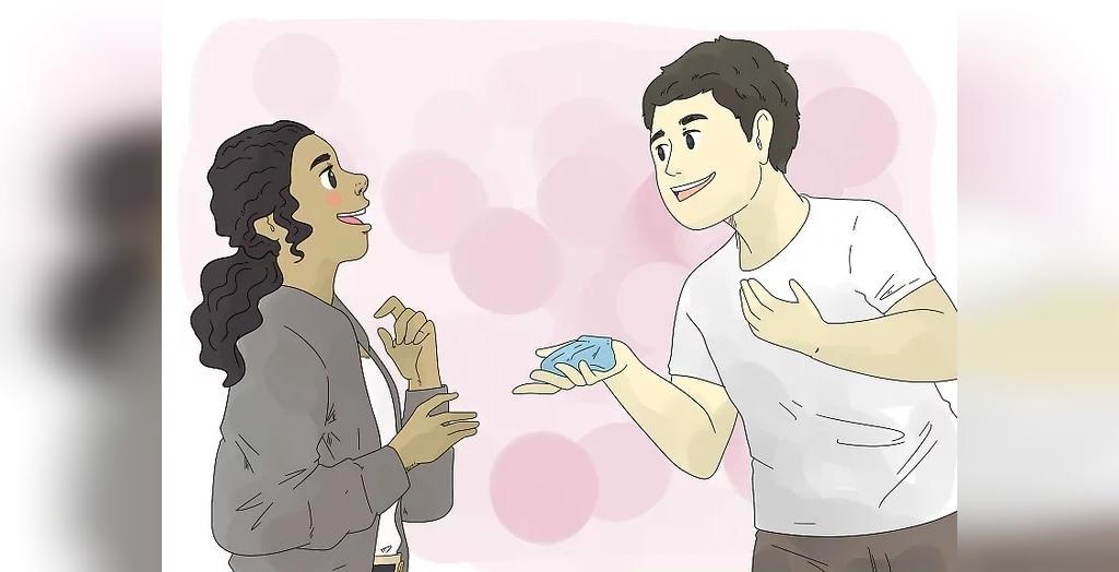 روش دادن احساس خاص به کسی که دوستش دارید