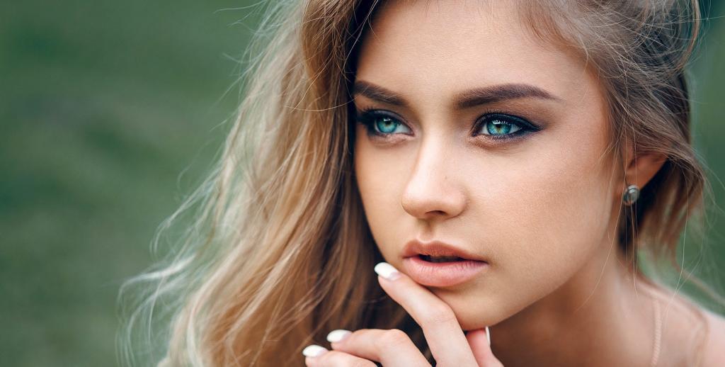 عکس دخترونه جذاب و زیبای خارجی