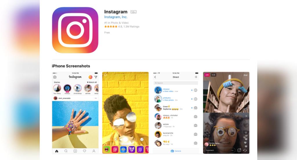 نرم افزار ویرایش عکس همه کاره Instagram