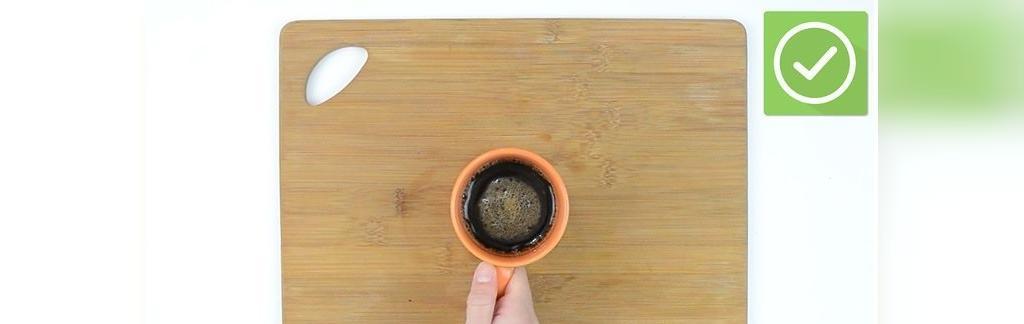 آموزش تصویری درست کردن قهوه بدون نیاز به قهوه ساز