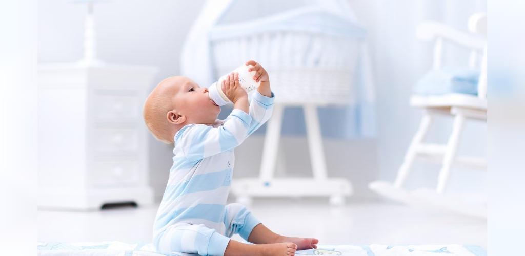تعداد دفعات نوزاد شیر خشکی، 6 ماهه