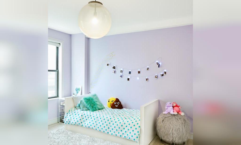 ایده های ساده برای تزیین اتاق کودک