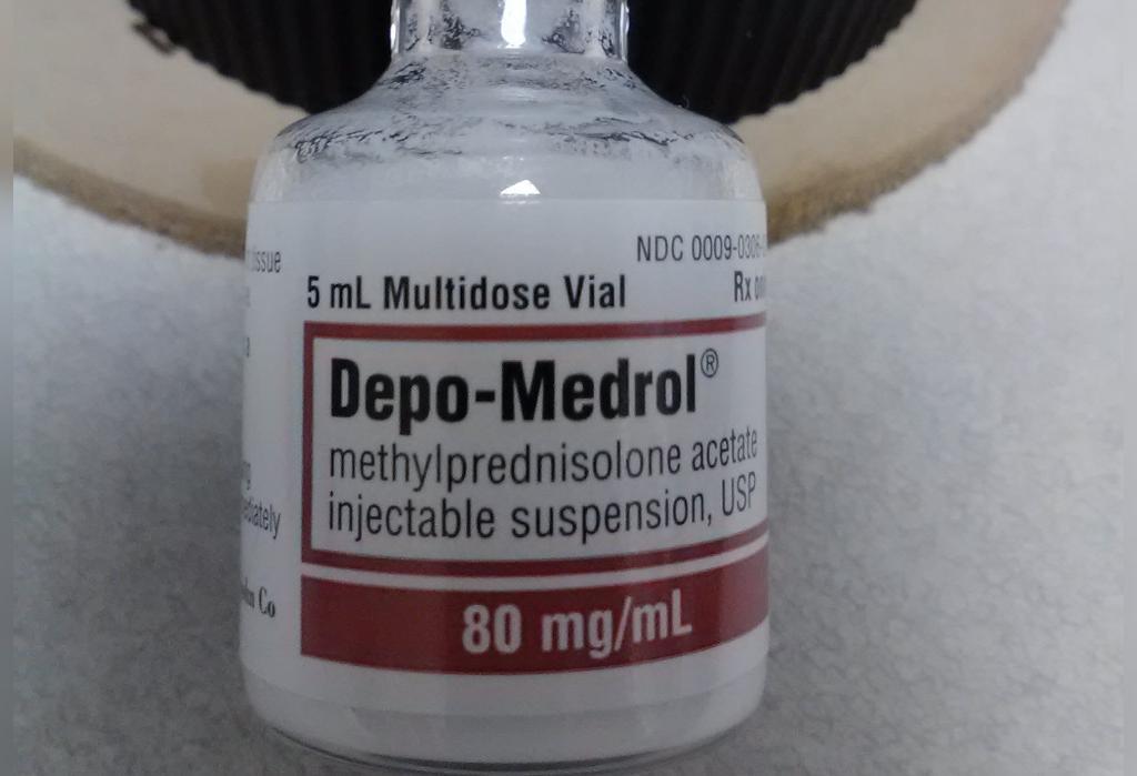 اطلاعات دارویی آمپول متیل پردنیزولون