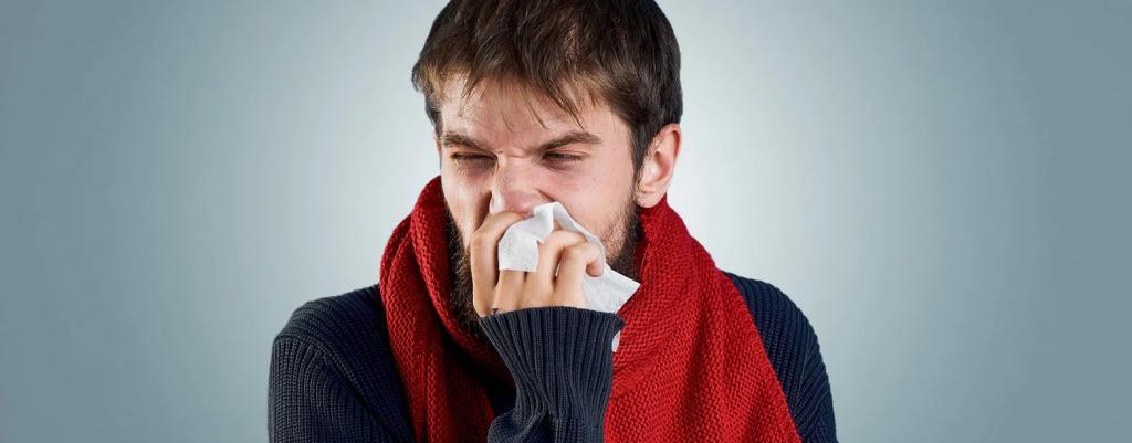 علل خشکی بینی