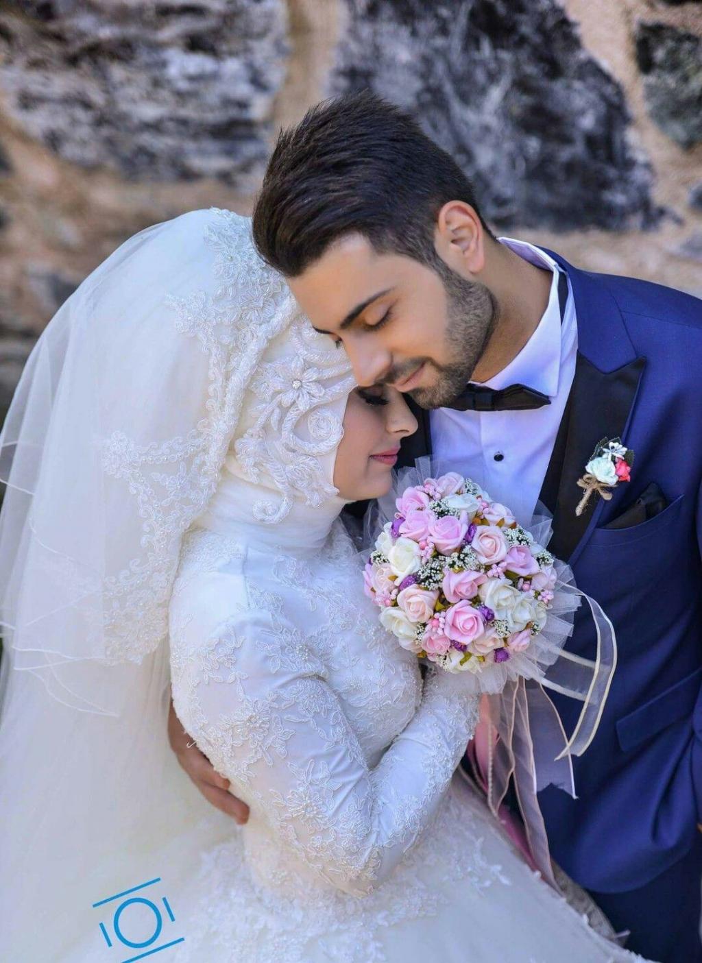 عکس عاشقانه عروس و داماد ایرانی شیک