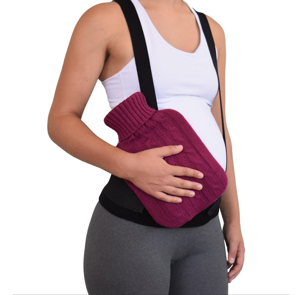 راه های درمان درد رباط گرد در بارداری