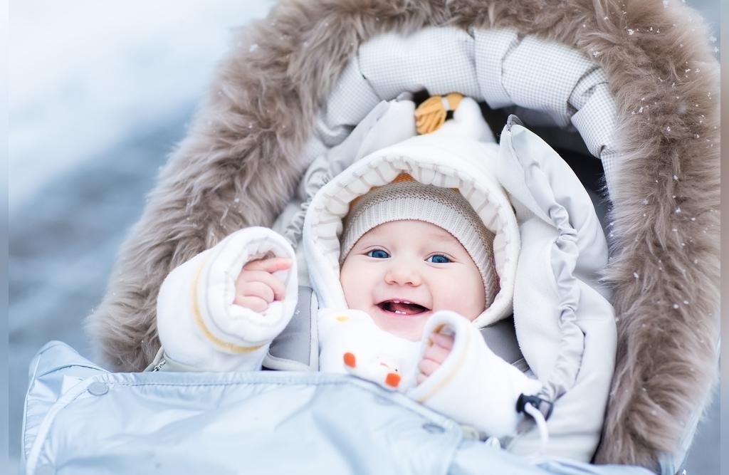 برف باعث آفتاب سوختگی پوست نوزادان و کودکان نوپا می شود