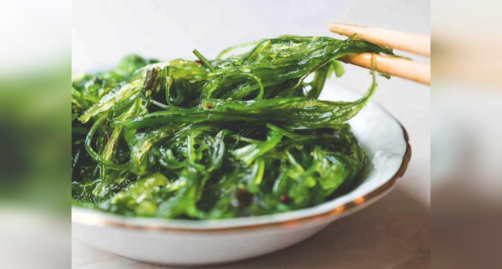 استفاده از جلبک دریایی برای سلولیت (تجمع چربی زیر پوست)