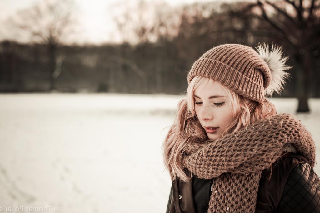 مدل کلاه بافتنی دخترانه با قلاب