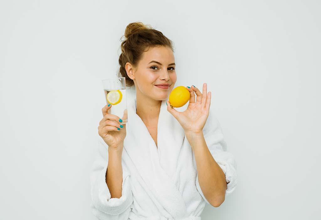 خواص معجون عسل و لیمو برای پوست